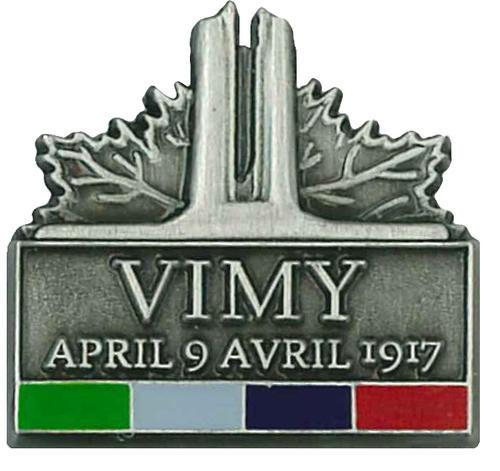 vimy-pin