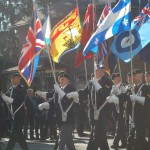 April 9 - Napanee, ON - Royal Canadian Legion Commemorative Parade