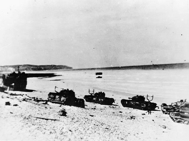 The Dieppe Raid - 75th Anniversary Events